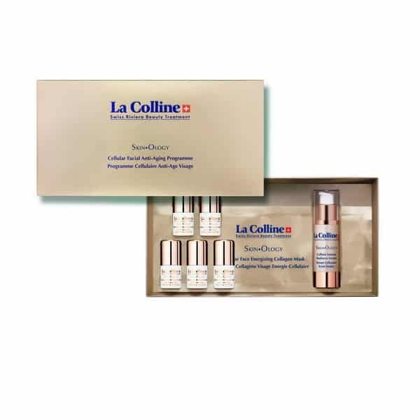 La Colline Eye Ology Anti Aging Programme 1