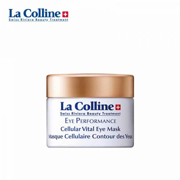 La Colline Eye Performance Vital Eye Mask 1