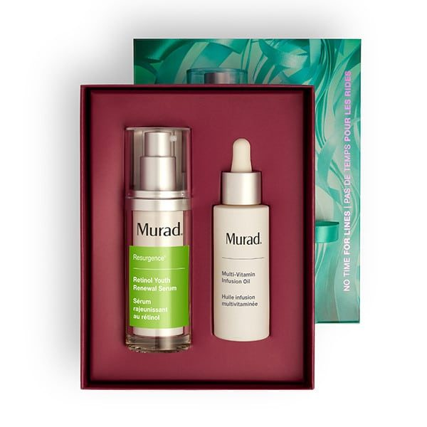 Murad No Time For Lines gift set 1