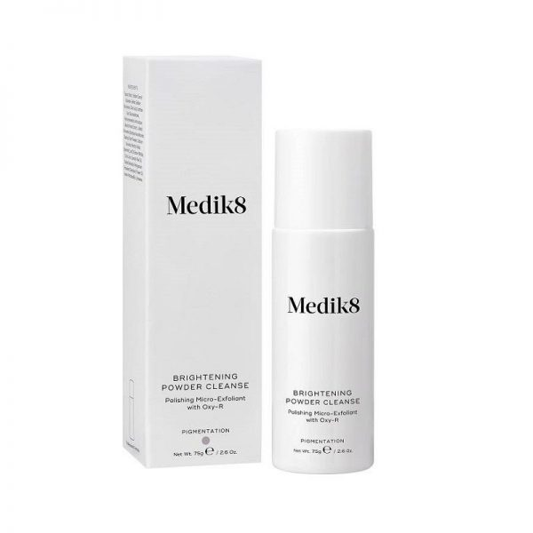 Medik8 Brightening Powder Cleanse 1