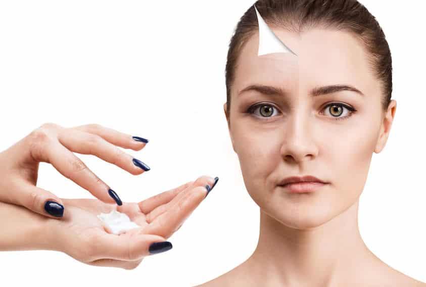 droge-huid-gezichtsbehandeling