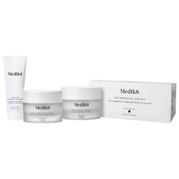 Medik8 Essential CSA Kit 3