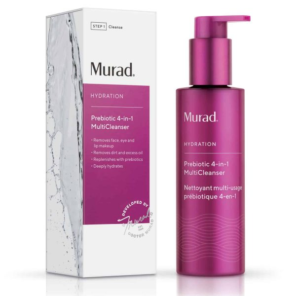 Murad Prebiotic 4-in-1 MultiCleanser 1