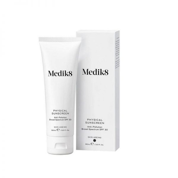 Medik8 Physical Sunscreen Zonbescherming SPF 30 1