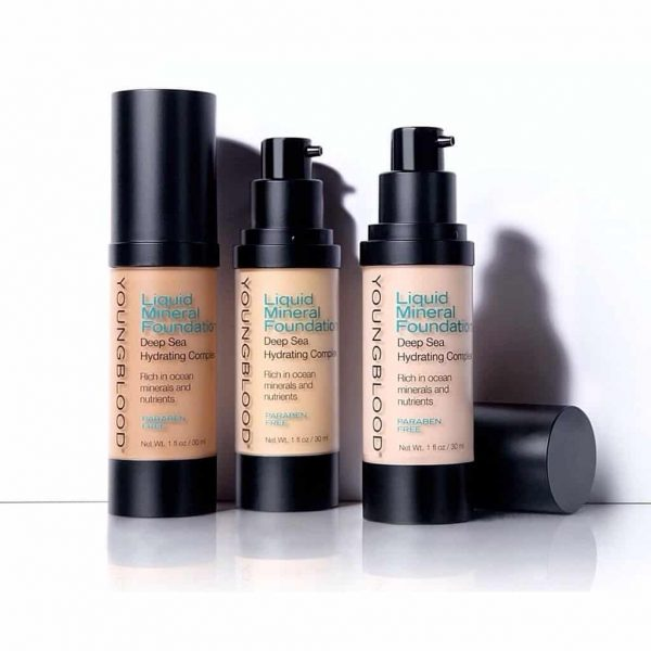 Youngblood Liquid Mineral Foundation 1